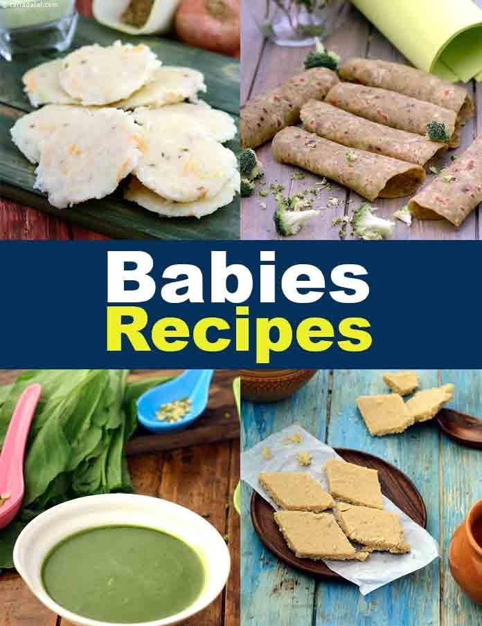 Indian Baby Food Recipes 6 To 18 Months Infant And Toddler