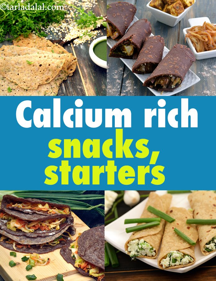 Food Containing Calcium For Babies