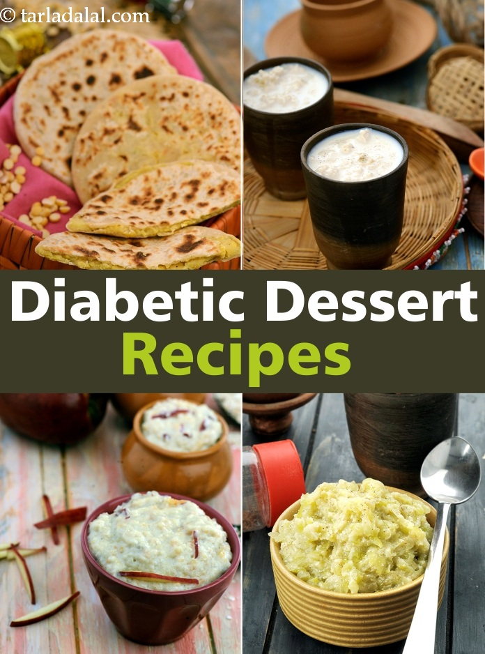 19 Indian Diabetic Dessert Recipes Desserts Safe For Diabetics