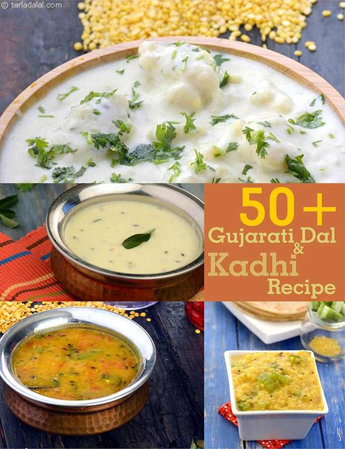 Gujarati dal recipes gujarati kadhi recipes indian recipes on in any cuisine you will find that a meal combines dishes of many consistencies because it is difficult to have a completely dry crispy or liquid meal forumfinder Images