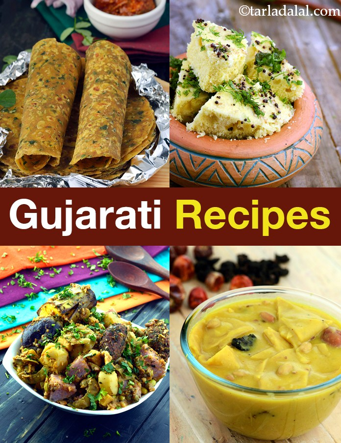 Gujarati Recipes 750 Gujarat Food Recipes Tarladalal