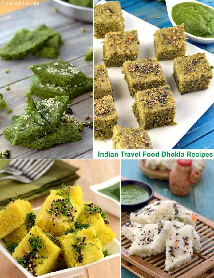Travel with dhoklas try our other indian travel food recipes 29 indian travel food dry snacks recipes 18 indian travel food idli dosa upma recipes forumfinder Choice Image