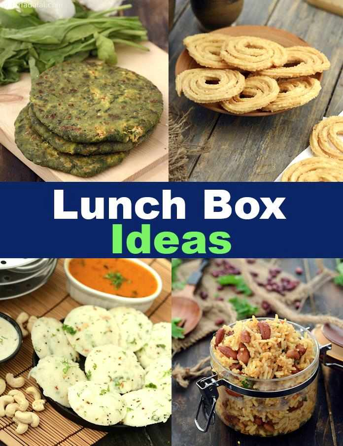 Kids Lunch Box Recipes Indian Ideas