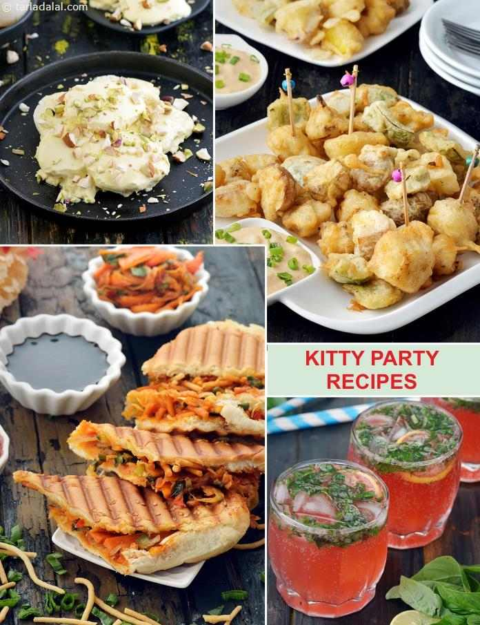 Kitty Party Recipes