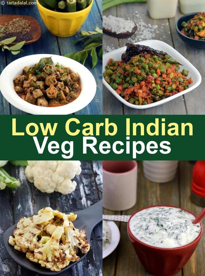 Indian veg low carb recipes low carb foods how much low carb to low carb indian vegetarian recipes forumfinder Gallery