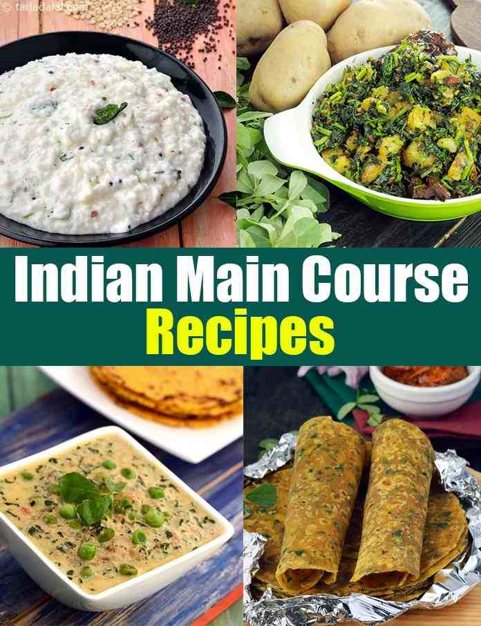Main course recipes indian veg course recipe main dish recipes forumfinder Gallery