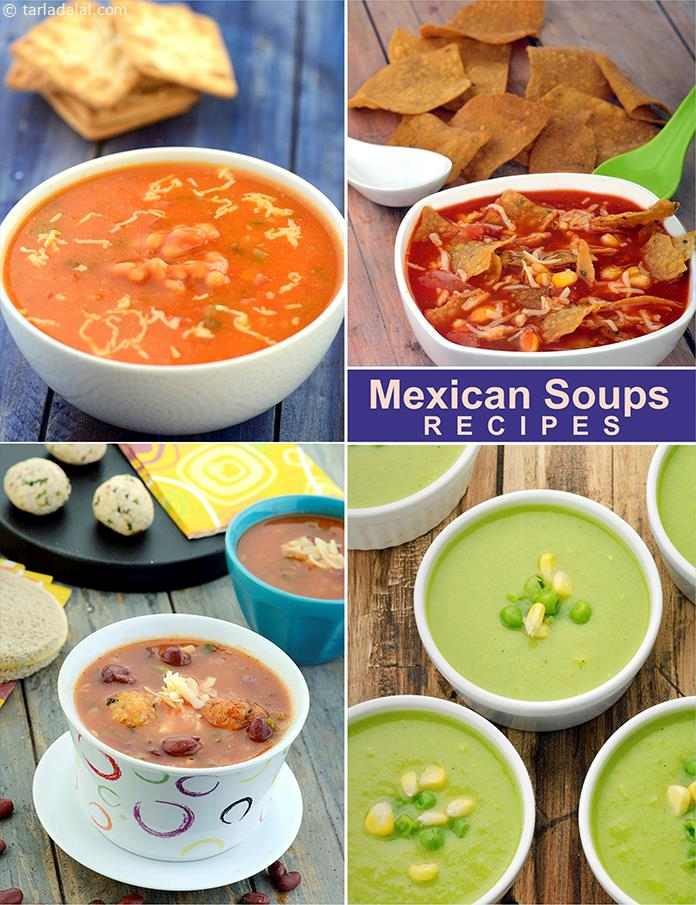 20 must try mexican soups recipes vegetarian mexican soups mexican soups recipes forumfinder Choice Image