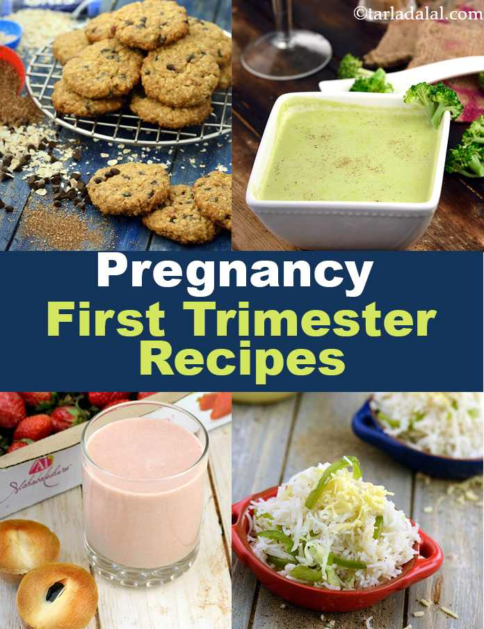 What to eat during your first trimester veg indian diet the first 3 months of pregnancy are called the first trimester throughout the pregnancy your baby needs a ready supply of energy and a high quality of forumfinder Image collections