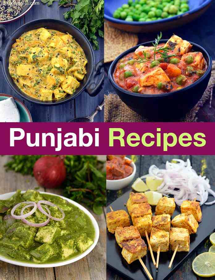 Paneer recipes 250 punjabi paneer recipes tarladalal page 1 punjabi paneer recipes forumfinder Gallery