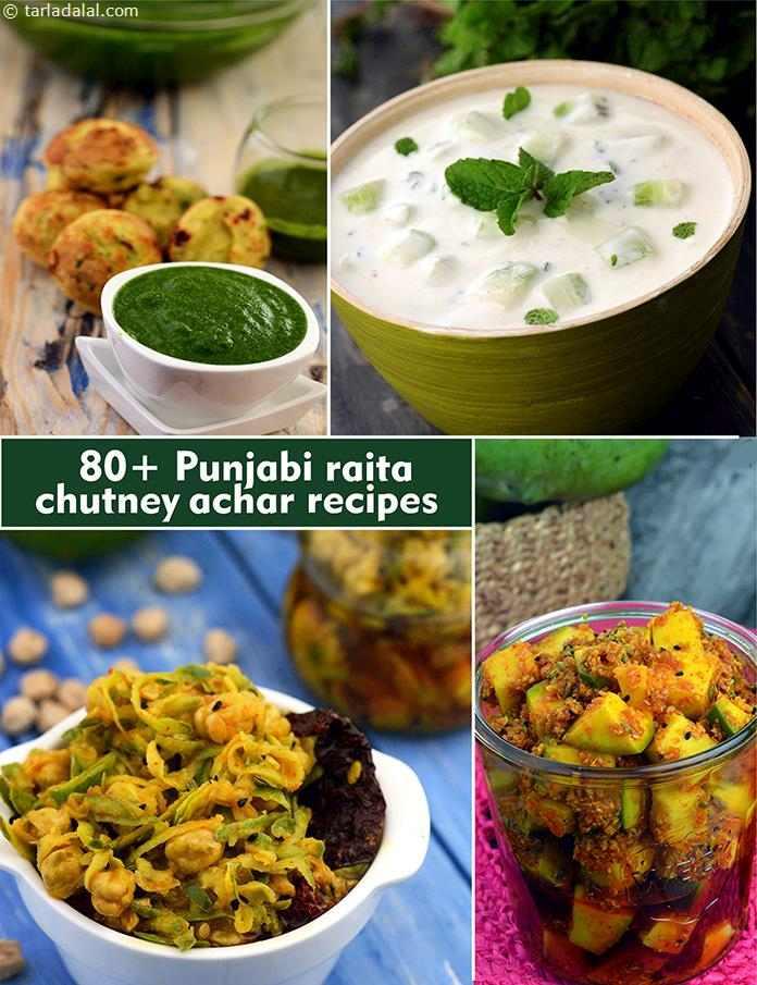 Punjabi chutney recipes punjabi raita achar recipes page 1 of 6 punjabi raita chutney and achar recipes forumfinder Gallery