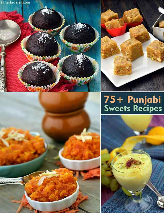 Punjabi sweet recipes 70 punjabi dessert recipes tarladalal punjabi sweets dessert recipes forumfinder Images