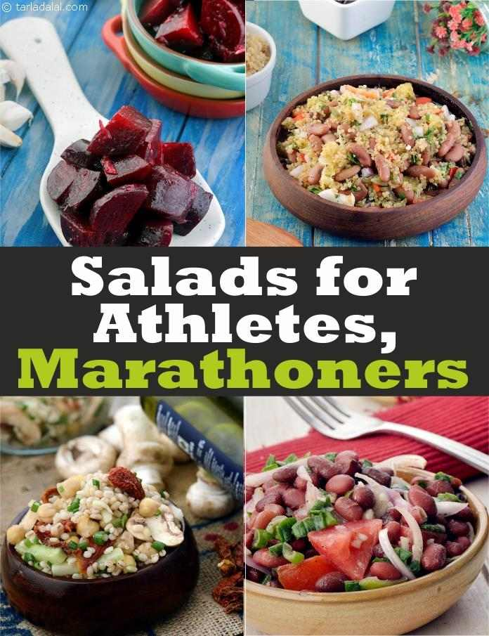 Eat Healthy Salads For Athletes 21 Best Ingredients To Make