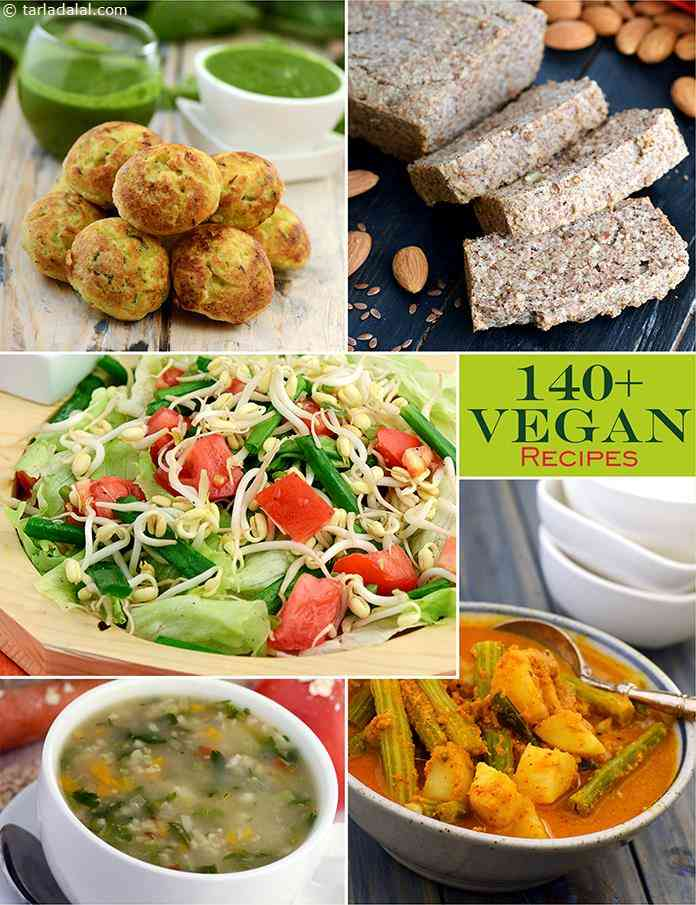 186 Vegan Recipes List Of 42 Vegan Indian Foods Can Eat Vegan Diet Vegan Food