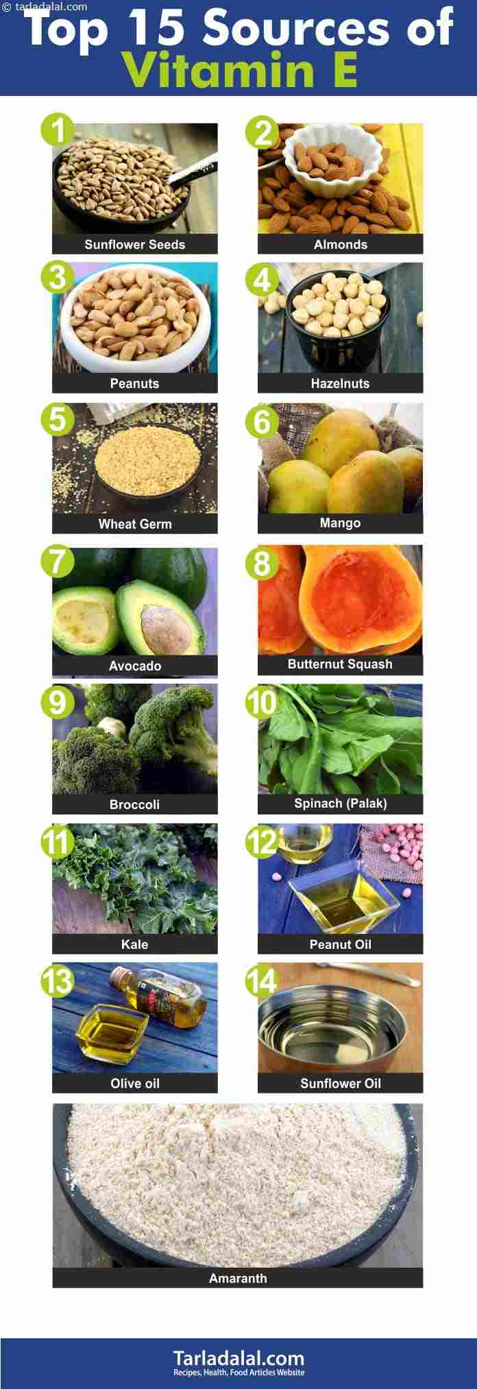 Increase Your Vitamin E With These Healthy Recipes 6 Top Functions Of Vitamin E
