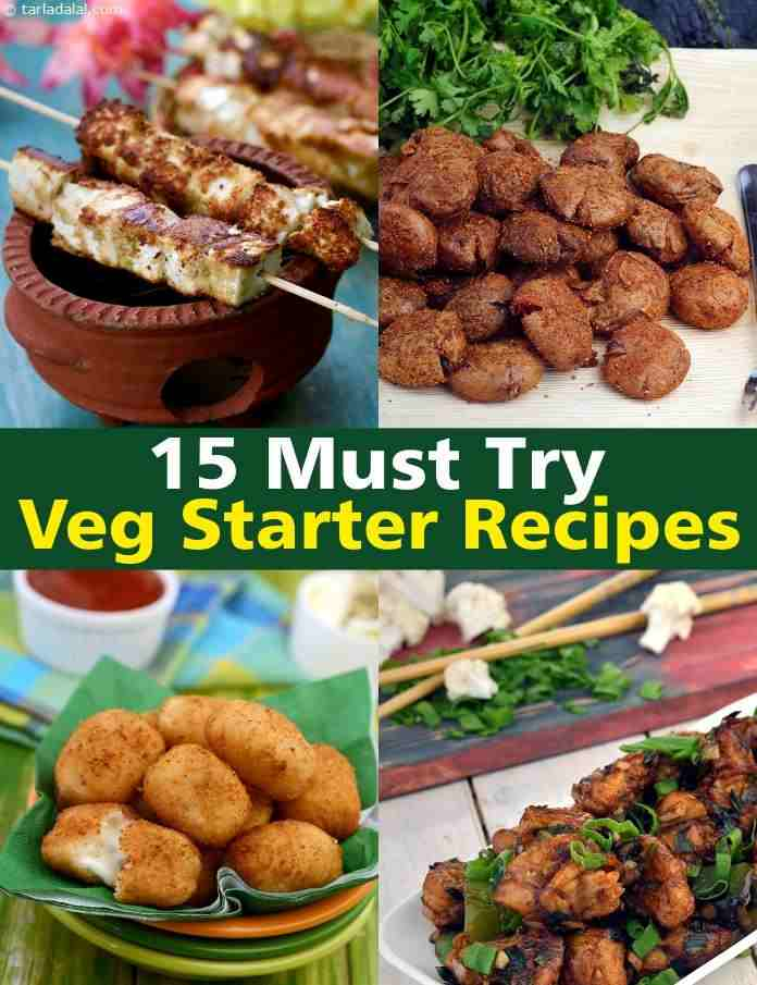 15 best starter recipes veg tarladalal 19 15 must try starter recipes for parties forumfinder Image collections