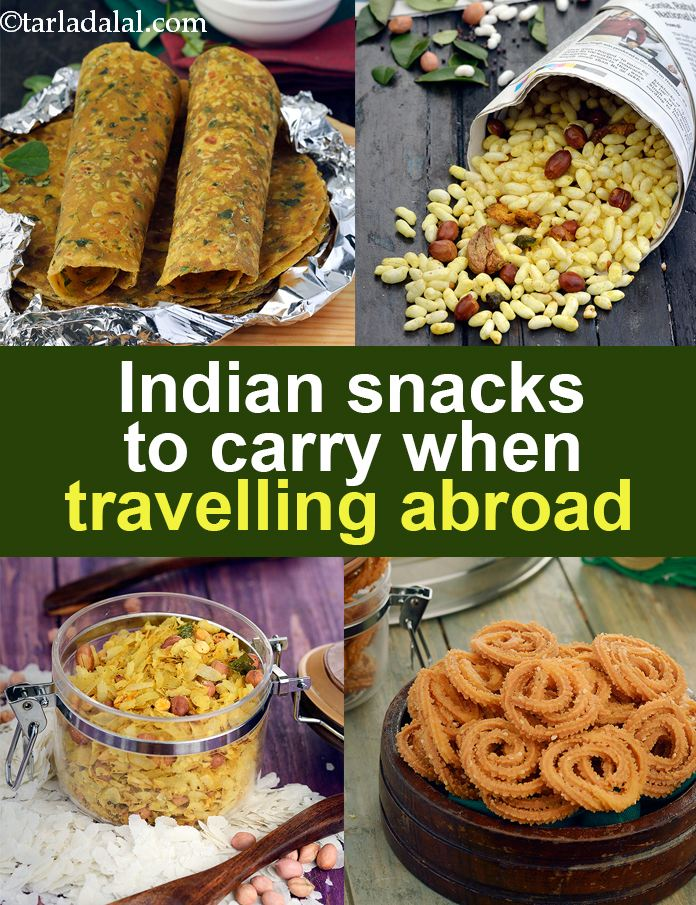 Indian Food For Toddlers While Travelling