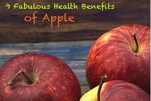 9 fabulous health benefits of apple