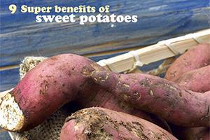 benefits of sweet potatoes shakarkand