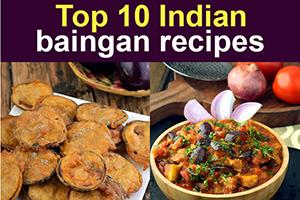 top 10 brinjal recipes