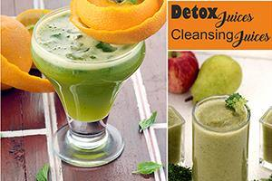detox juices cleansing juices