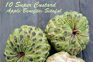 custard apple benefits