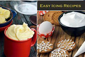 easy icing recipes