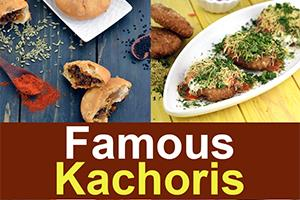 famous indian kachoris