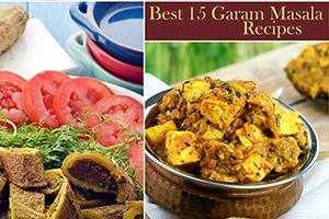 Best 15 Recipes With Garam Masala