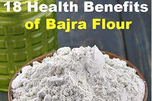 Health Benefits Of Bajra Flour