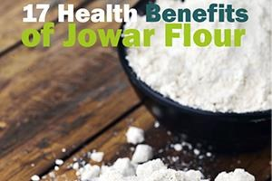 health benefits of jowar flour