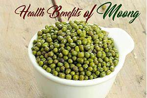 health benefits of moong