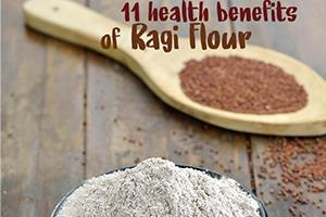 health benefits of ragi flour nachni