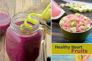 heart healthy fruits