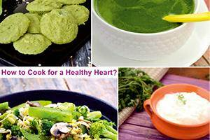 how to cook for a healthy heart