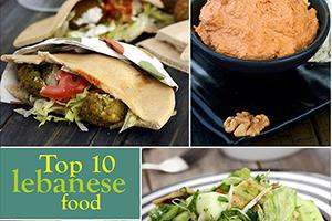 Top 10 Lebanese Food