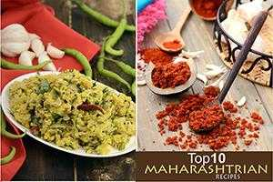 top 10 maharashtrian recipes