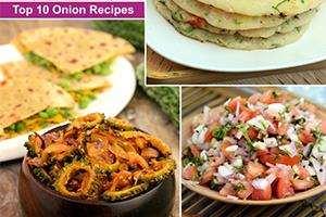 top 10 onion recipes