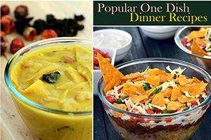 Popular One Dish Dinner Recipes