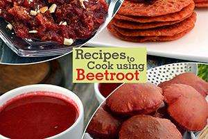 recipes to cook using beetroot