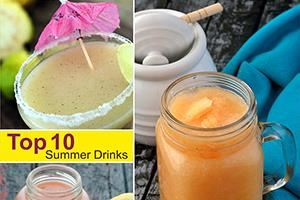 top 10 summer drinks
