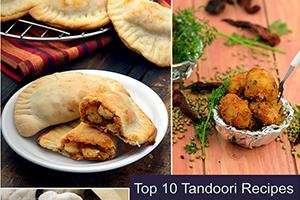 Top 10 Tandoor Recipes