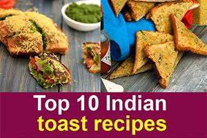 top 10 toast recipes