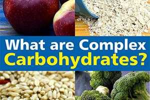what are complex carbohydrates