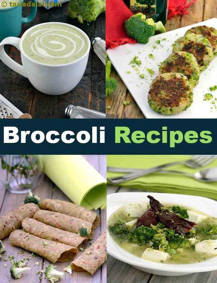 330 Broccoli Recipes Tarladalal Com