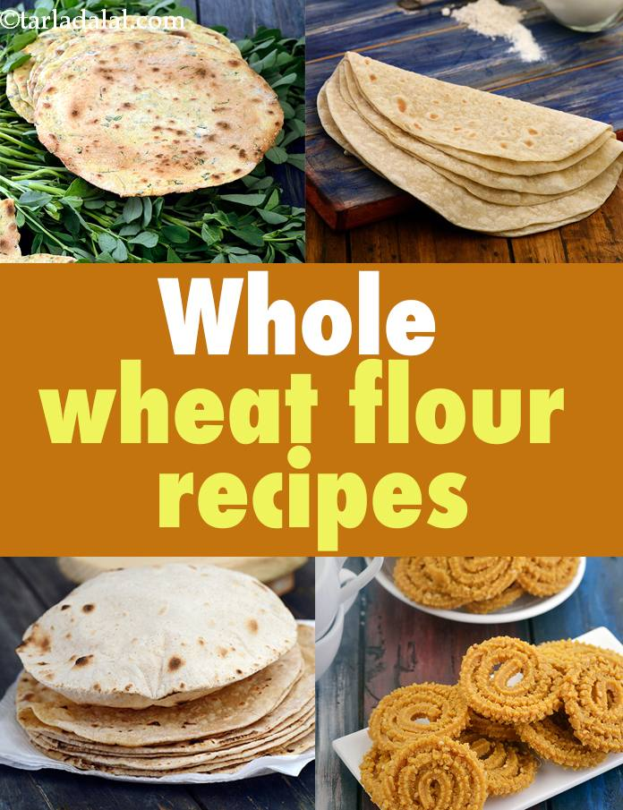 1180 whole wheat flour recipes | Indian Gehun Ka Atta