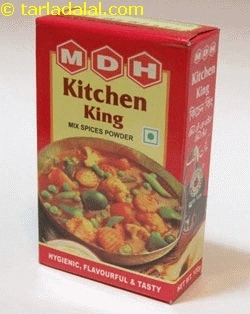 Kitchen king masala glossary recipes with kitchen king for Kitchen king masala
