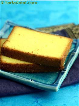 Simple Pineapple Cake Recipe