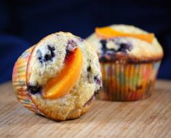 Fruit Salad Muffins with A Difference