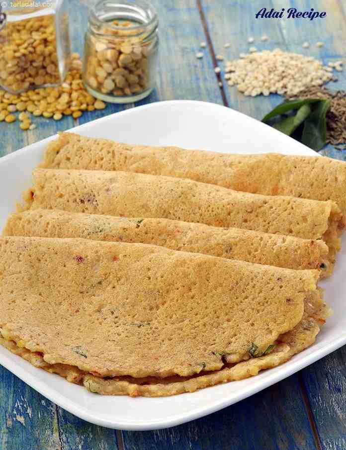 Nutritional value facts calories of adai recipe adai dosa click here to view the recipe forumfinder Image collections