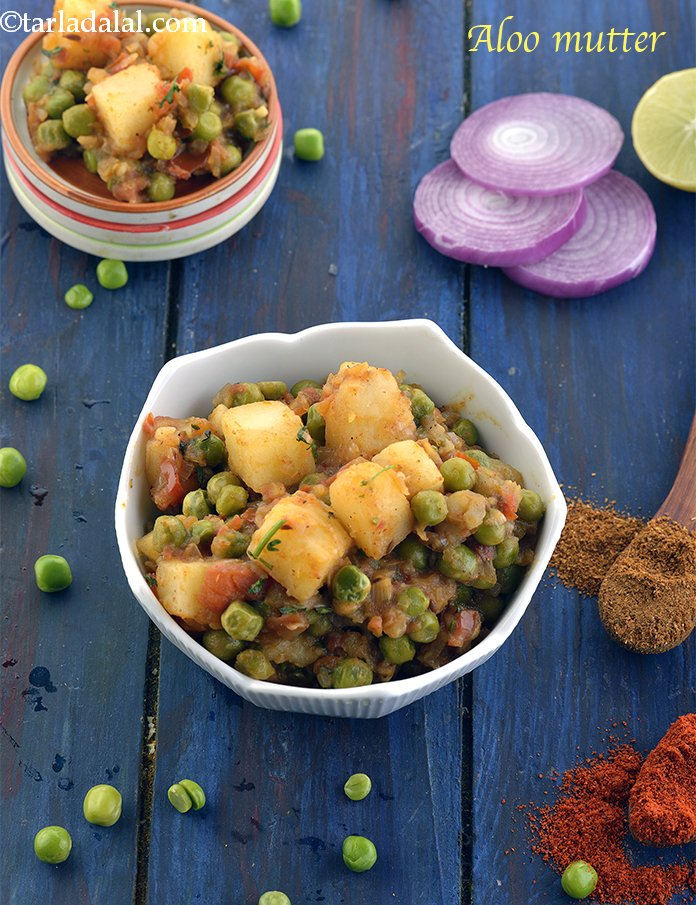 Calories Of Aloo Mutter Is Aloo Matar Healthy